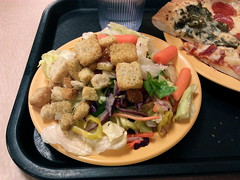 Salad (Morton Fox) Tags: 15fav food de cicis buffet newark