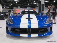 2013 SRT Viper (Beauty in Metal) Tags: auto show county orange oc viper 2012 srt 2013