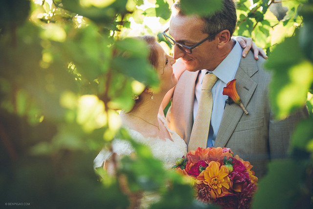 Lisa & Steve / Vista Hills Winery Wedding
