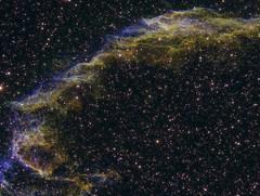 NGC 6992 - Veil Nebula - Les dentelles du Cygne (Astrochoupe) Tags: longexposure stars space nebula astronomy universe espace étoiles astronomie univers longuepose veilnebula ngc6992 nebuleuse Astrometrydotnet:status=solved Astrometrydotnet:version=14400 lesdentellesducygne Astrometrydotnet:id=alpha20121169917706