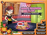 鬼怪點心(Sara's Cooking Class: Spooky Snacks)