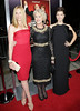 (L-R) Toni Collette, Dame Helen Mirren and Jessica Biel