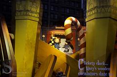 NYC Festive decorations Macys-6733 (Singing With Light) Tags: city nyc november ny festive photography pentax manhattan 2012 k5 jjp singingwithlight