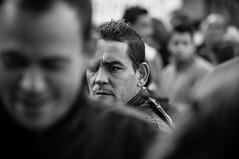 En la multitud [Explore] (BuRegreg) Tags: street spain streetphotography explore streetphoto manifestacion 2012 albacete castillalamancha callejera huelgageneral14n