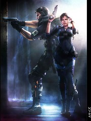 resident-evil-revelations-chris-jill (Game Rumble Photos) Tags: chris jill evil valentine resident redfield revelations