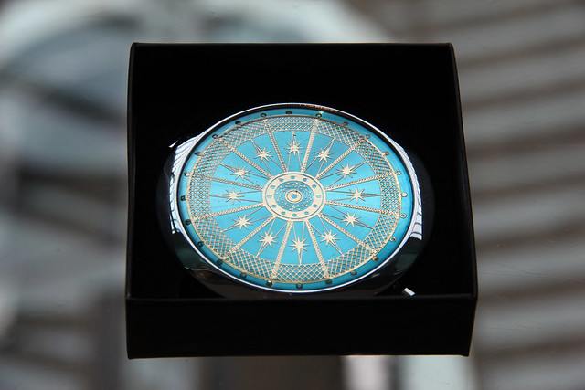 Royal Opera House Pocket Mirror, available from the Royal Opera House Shop