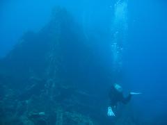 Wreck (energia buran) Tags: sea fish coral barco underwater redsea dive egypt deep diving egipto wreck reef buceo thistlegorm arrecife submarinismo pecio marrojo rasmohammed photosub abunahas sharkyolanda tiranstraight