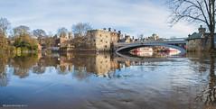 York Floods Nov 2012-4 (chippykev) Tags: york panorama castle riverside bridges floods riverouse lendalbridge kevinbailey nikond90 chippykev november2012 riverswell