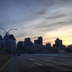 The other side of the city #Cincinnati
