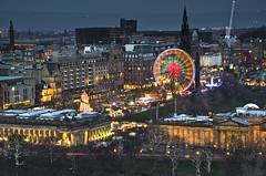 Edinburgh's Wonderland 2 December 2012
