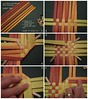 Heart Box Tutorial 1/6 (Dasssa) Tags: origami heart box weaving tutorial paperstrips dasssa