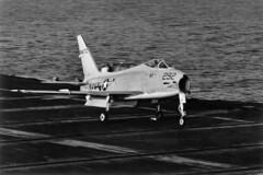 NATC FJ-4 Sabre BuNo 139292 (skyhawkpc) Tags: aircraft aviation navy sabre naval usnavy usn northamericanaviation fj4 139292 rdte garyververcollection natcpaxriver