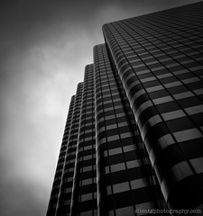 444 MARKET (Silent G Photography) Tags: sf sanfrancisco california ca city blackandwhite monochrome rain cali architecture clouds nikon downtown market rr wideangle financialdistrict explore 2012 d800 reallyrightstuff explored 444market markgvazdinskas silentgphotography silentgphoto
