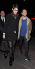 Anne Hathaway and her husband Adam Shulman visits the Empire Cinema in Leicester Square, with her 'Les Miserables' co-stars. London, England