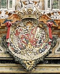 Escudos Herldicos en Baeza Jaen Patrimonio de la Humanidad 02 (Rafael Gomez - http://micamara.es) Tags: heritage de la unesco shields jan baeza heraldic humanidad patrimonio escudos ph249 herldicos