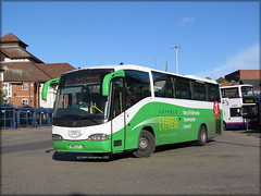 Stephensons (OW03 LFL) Suffolk Express (Colin H,) Tags: bus st century bury suffolk coach oxford motor express essex services ipswich edmunds scania haverhill ibp stowmarket stephensons irizar k114 k114eb4 ipswichbuspage colinhumphrey ow03lfl