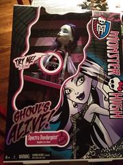 Spectra Ghouls Alive (PublicRelationsLunatic) Tags: monster high doll mattel ghoulsaliveminsterhigh