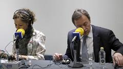 Joyería Suiza en Radio Vigo (5) (Joyería Suiza) Tags: en radio suiza pato manuel ser noelia entrevista entrevistas otero joyería