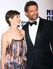 Anne Hathaway, Hugh Jackman The Museum Of Moving Images Salute to Hugh Jackman at Cipriani Wall Street