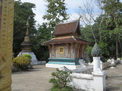 Luang Prabang, Wat Xieng Thong Temple (CONFOBRU) Tags: van laos kua vieng muang phongsali akhapixo bounneuea