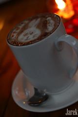 Hot Chocolate (Jareeeeek) Tags: hot indonesia yummy drink chocolate delicious fancy bandung beverages foodphotography