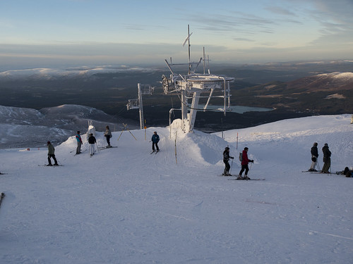 Cairngorms Ptarmigan Skiing