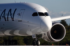 CC-BBA LAN Chile 787-8 Dreamliner (Brandon Farris Photography) Tags: ccbba