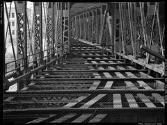 Allegheny crossing II (Don Henderson) Tags: pittsburgh westernpennsylvania pennsylvaniarailroad alleghenycounty fortwaynerailroadbridge pittsburghfortwayneandchicagorailway