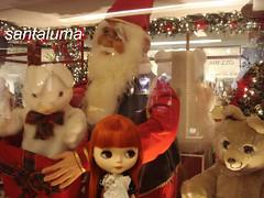 Aisha e o natal do Fashion Mall!!