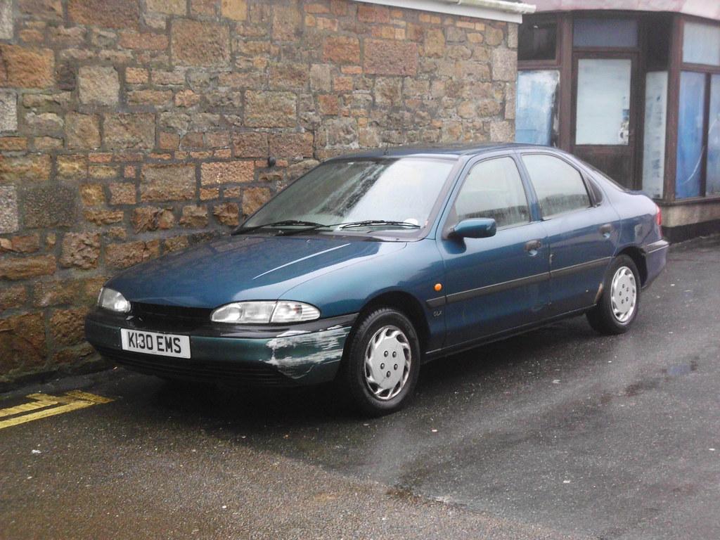 8205 cornwall - 1993 Ford Mondeo Glx Camborne Dec 2012 Rustdreamer Tags Rustdreamer