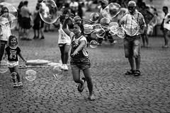 24072016-IMG_7485 (marcoemme182) Tags: rome street bolle sapone play fun blackandwhite