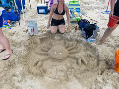 Hanalei_Sand_Castle_Contest-19 (Chuck 55) Tags: hanalei bay sand castle hawaii