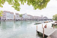 Bathing in the Limmat - Zurich - Switzerland (Nonac_eos) Tags: grossmster summer zurich holyday ef1635f28lii summertime manualexposureblending city luminositymask exposureblending canon6d noon nonaceos