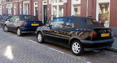 Volkswagen Golf 3 cabrio 1995 & 1997 nr2165 (a.k.a. Ardy) Tags: nbfh16 rlfr95 rlfr9501 softtop