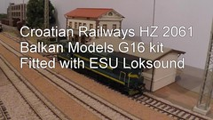HZ2061 v1 (Neil Sutton Photography) Tags: hz 2061 dcc sound croatian railways ho model railway 2061011 g16 gm emd