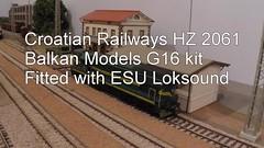 HZ2061 v1 (Neil Sutton Photography) Tags: hz 2061 dcc sound croatian railways ho model railway 2061011 g16 gm emd