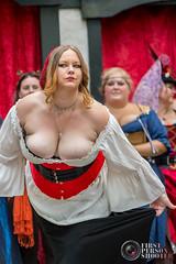 IMG_4118 (FirstPerson Shooter) Tags: renfaire renaissance cleavagecontest cleavage kingrichardsfaire boobs