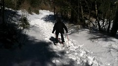 skiing (cresthouse) Tags: sandia crest house new mexico 2 two miles high