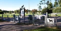 Siltamen koirapuisto (neppanen) Tags: sampen discounterintelligence helsinki helsinginkilometritehdas suomi finland piv55 reitti55 pivno55 reittino55 koirapuisto dogpark siltamki siltamenkoirapuisto keravanjoki