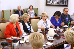 Polscy nauczyciele z Biaorusi i Ukrainy w Senacie (Kancelaria Senatu) Tags: polacy polonia janina sagatowska andelika borys