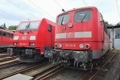 Nuremberg (NN2) Depot (anson52) Tags: nn2 151