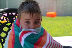 1E7A5393 (anjanettew) Tags: swimming diving kids pool summer fun twins sillykids splashing babypool