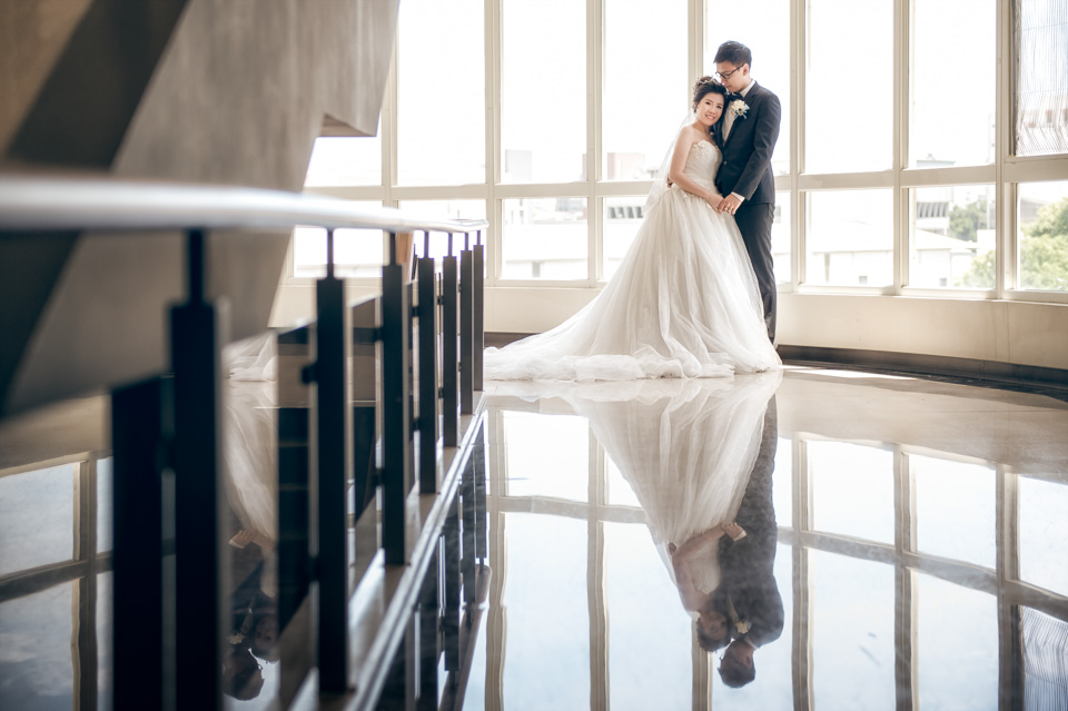 台南婚攝 情定婚宴城堡永康館 婚禮紀錄 C & V 001