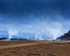 Iceland Hverarnd IV (Gustaf_E) Tags: berg fjll hverarond hverarnd iceland island landscape landskap north nmafjall scandinavia vulcan vulkan