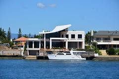 DSC_0140 (LoxPix2) Tags: loxpix queensland southport surfersparadise beach river boat architecture building bridge australia 2016