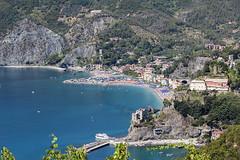 Monterosso Al Mare (Giovanni Giannandrea) Tags: monterossoalmare puntamesco laspezia riviera reef liguria italia cinqueterre