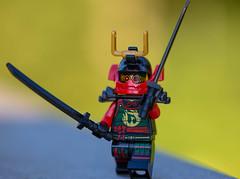 Nya (atari_warlord) Tags: lego legodimensions ninjago nya samuraixmech