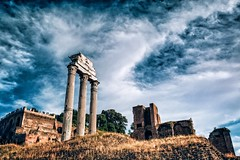 Fori Imperiali (paulha138) Tags: travelphotography italy landscape rome historical europe foriimperiali