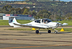 0808 (dannytanner804) Tags: owner flight training adelaide aircraft diamond da40 star reg vheqj cn 40990 parafield airport sa australia airportcodeyppf date692016