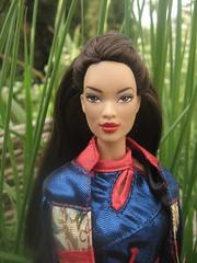 Jakks Pacifics G.I.R.L. Force Kulture Shock Jaz (lita_liu) Tags: jakks pacifics girl force kulture shock jaz doll